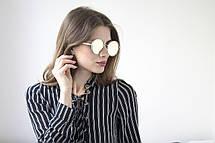Солнцезащитные женские очки 8301-6, фото 3
