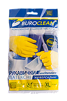 Рукавиці д/миття посуду BUROCLEAN 10200303 XL (60)