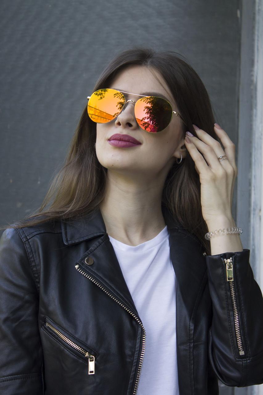 Солнцезащитные женские очки 8304-4