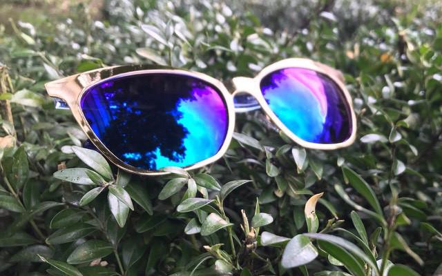 Солнцезащитные женские очки 6137-77
