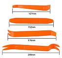 Комплект инструментов для снятия панелей салона ZIRY 4pcs orange, фото 2