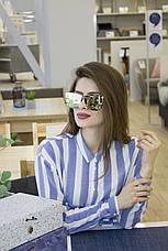Солнцезащитные женские очки W8163-4, фото 3