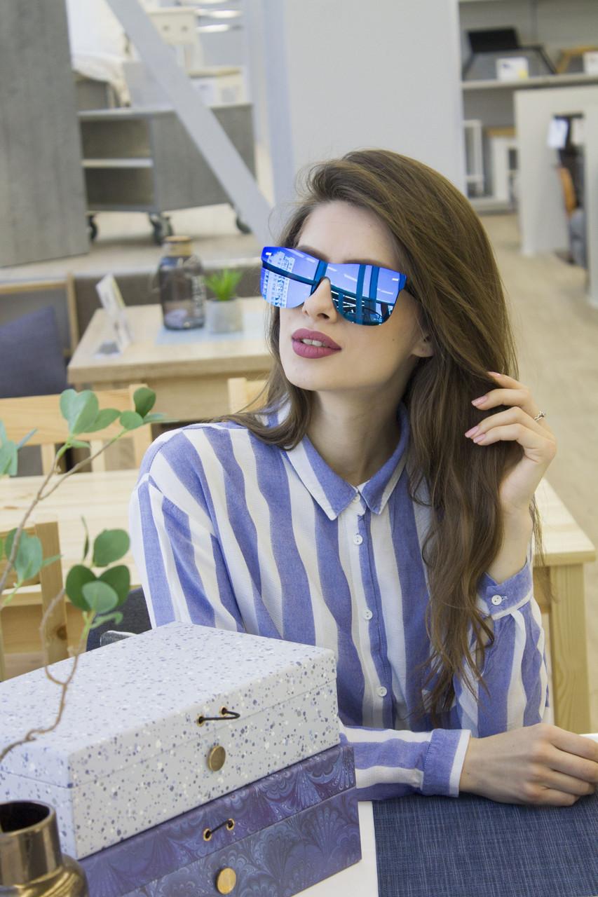 Солнцезащитные женские очки W8163-5