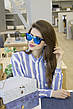 Солнцезащитные женские очки W8163-5, фото 2