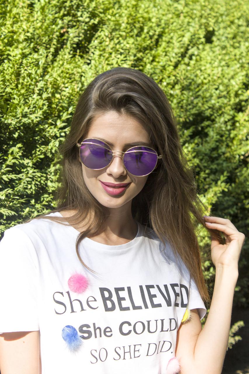 Солнцезащитные женские очки 8307-2