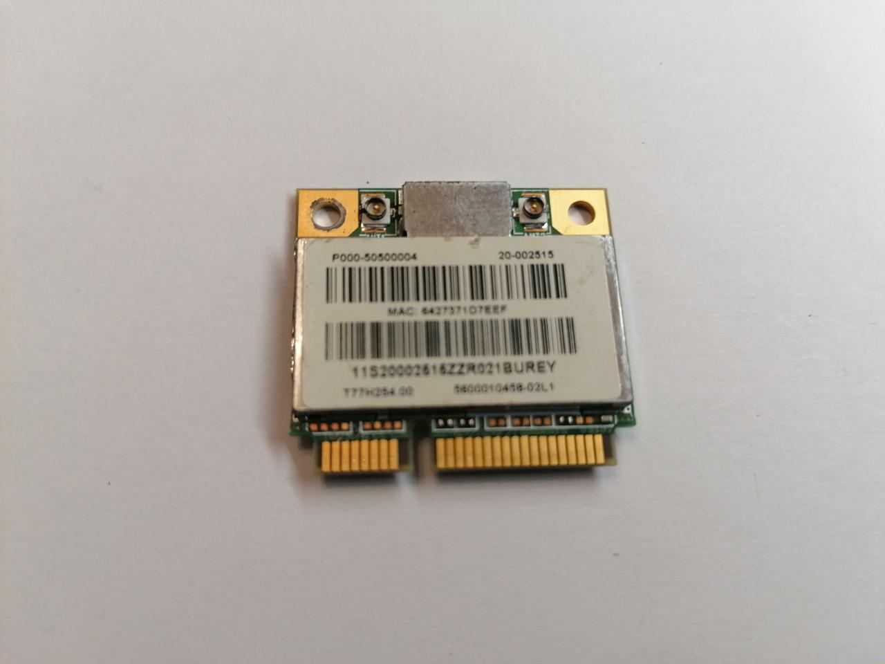 Б/У Wi-Fi модуль Ralink RT3090 miniPCI-E от Lenovo B575