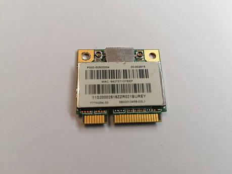 Б/У Wi-Fi модуль Ralink RT3090 miniPCI-E от Lenovo B575, фото 2