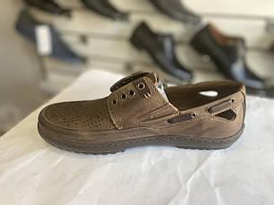 Мужские летние туфли Polbut Польша 🇵🇱, фото 2
