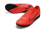 Сороконожки Nike Mercurial Vapor XIII Pro TF dream speed red, фото 5