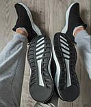 Мужские легкие кроссовки OS030 черные, фото 3