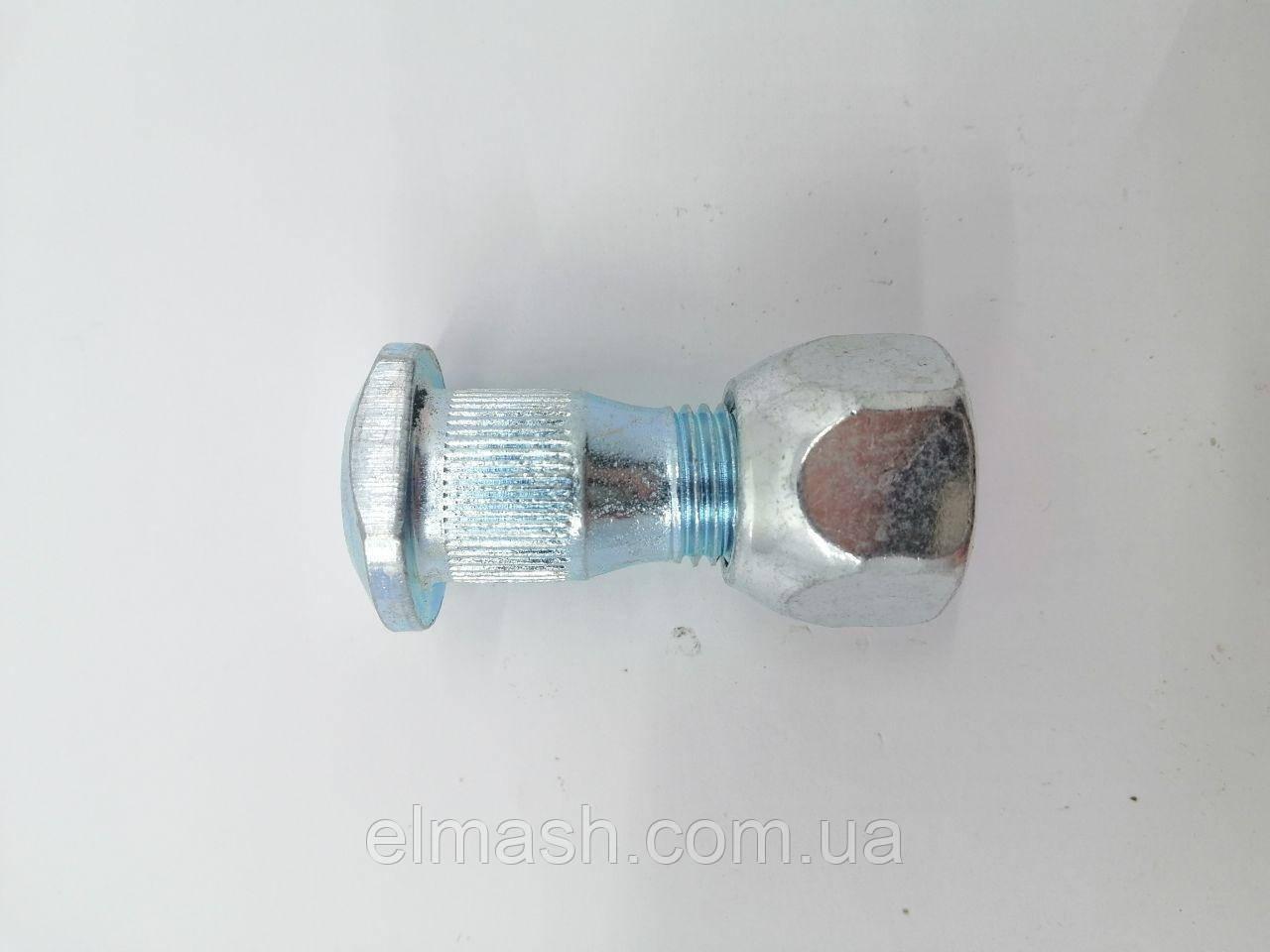 Болт ступицы переднего колеса ГАЗ 2410, 31029 (М14х1,5х45) (пр-во ГАЗ)