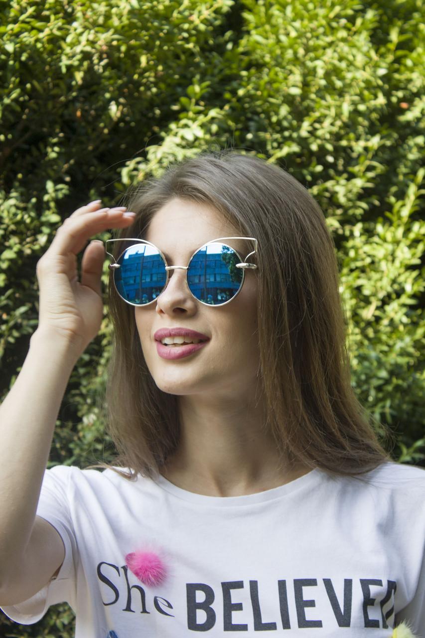 Солнцезащитные женские очки 1180-4