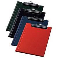 Папка-планшет А5 Panta Plast 0314-0005-02 т- синій PVC