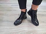 Шкіряні черевички, фото 3
