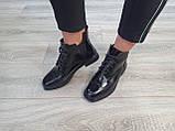 Шкіряні черевички, фото 5