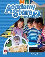 Учебник  Academy Stars 2 Pupil's book (UA)