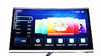 "LCD LED Телевизор JPE 32"" Изогнутый Smart TV, WiFi, 1Gb Ram, 4Gb Rom, T2, USB/SD, HDMI, VGA, Android 4.4"