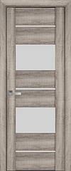 Дверное полотно Аскона (стекло сатин) бук баварский