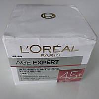 Крем для лица ночной антивозросной Loreal AGE Expert 45+ 50ml