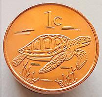 Токелау 1 цент 2017