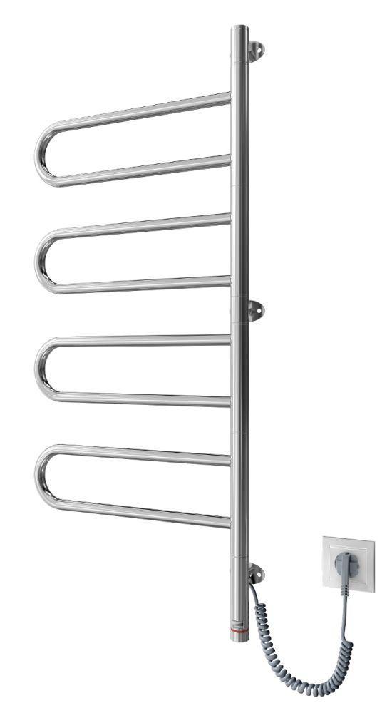 Электрический полотенцесушитель Марио Тристар-I 1000x445x50
