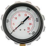 Набор для проверки давления моторного масла и КПП (универсал.) SATRA S-AT24PT, фото 7
