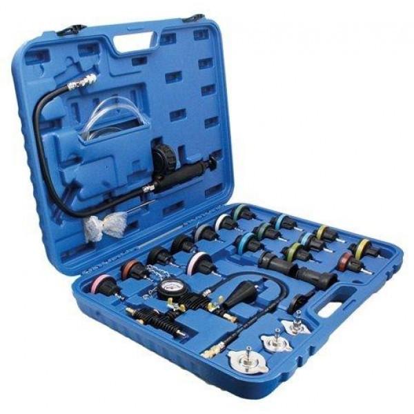 Набір для діагностики радіатора (multifunction) 27 предметів SATRA S-27PT