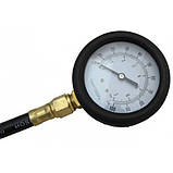 Тестер манометр для измерения давления топлива универсальный GEKO G02501, фото 4