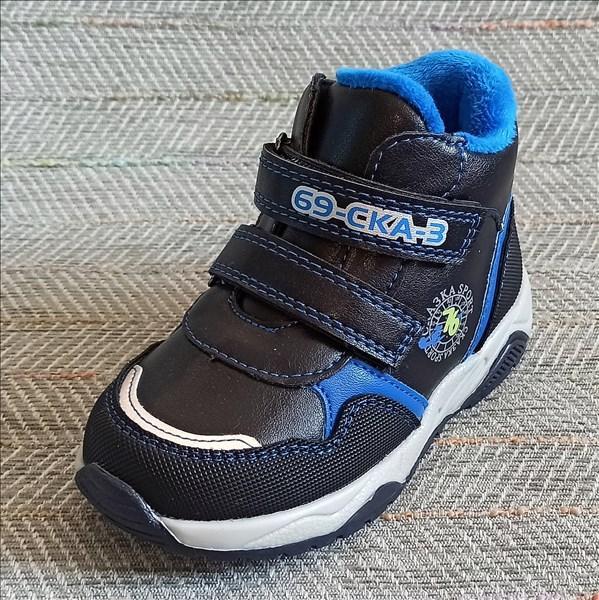 Детские ботиночки осень весна мальчик, Сказка размер 22 25