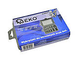 Набір екстракторів для гвинтів 8 предметів GEKO G30031, фото 4