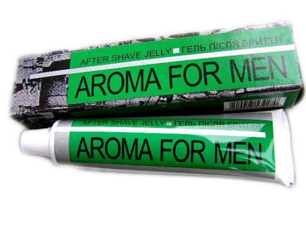 """Гель после бритья """"AROMA FOR MEN """""""