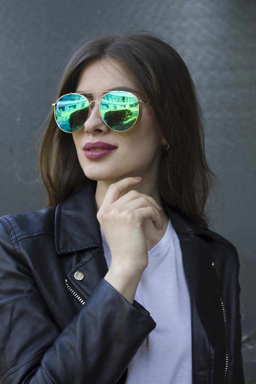 Солнцезащитные женские очки 8308-7
