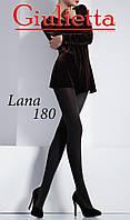 Теплые колготки с шерстью LANA 180