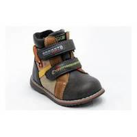Детские ботиночки на мальчика 22 размер, фото 1