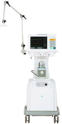 Аппарат искусственной вентиляции легких MIRID CWH 3010 (экспертный класс), фото 2