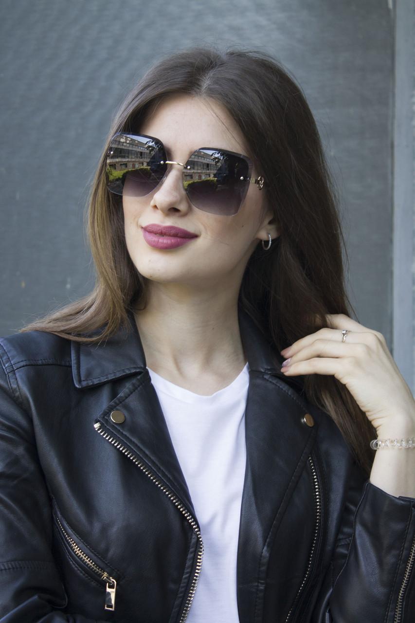 Солнцезащитные женские очки 9002-1