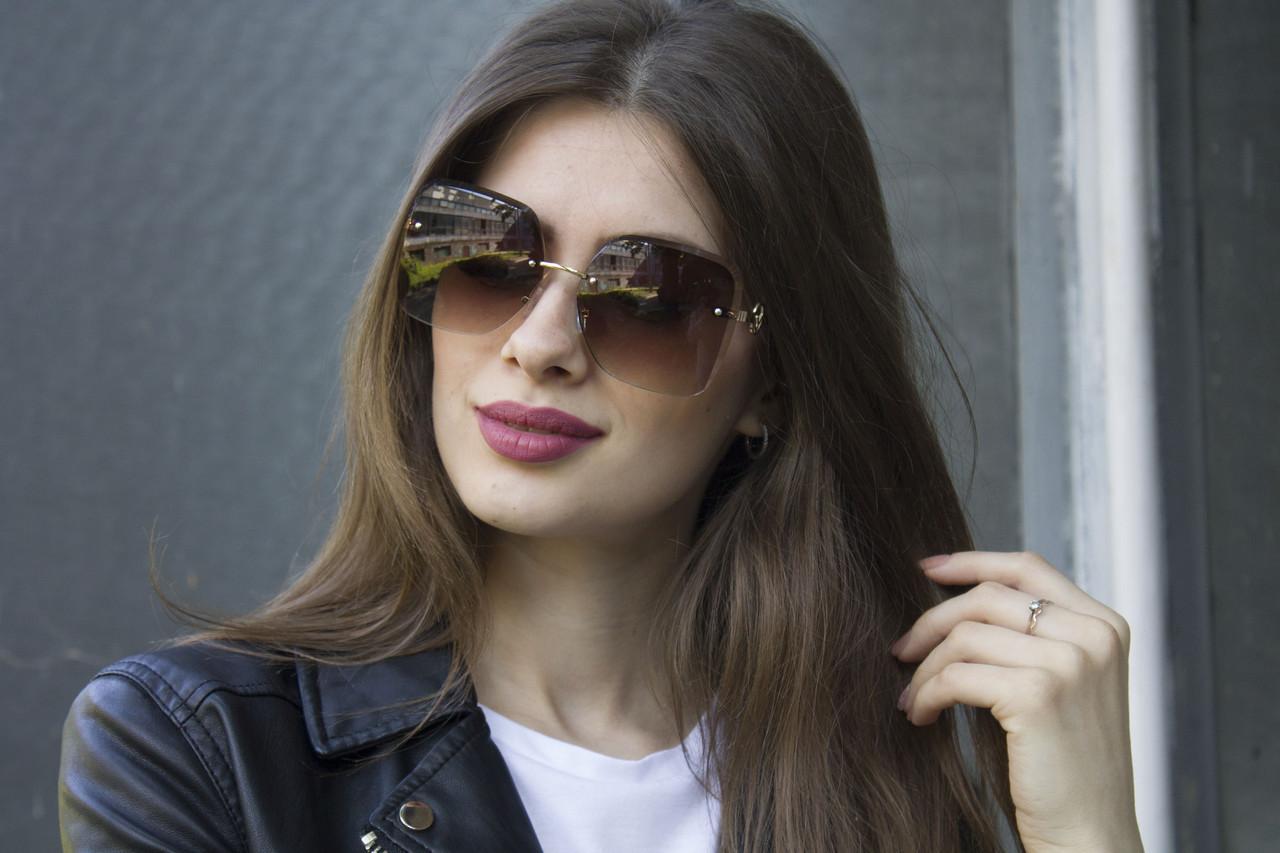 Солнцезащитные женские очки 9002-2