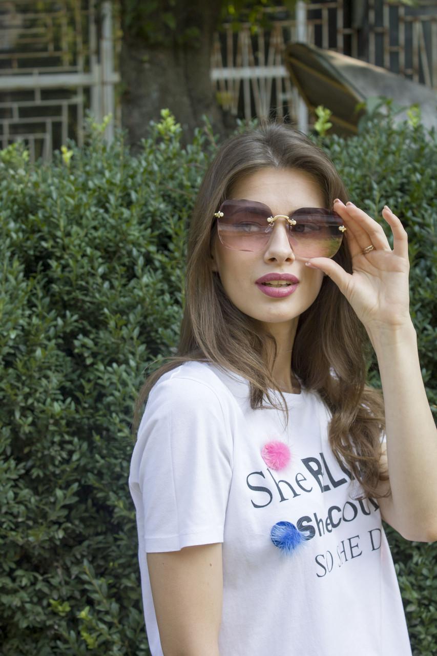 Солнцезащитные женские очки 9364-3