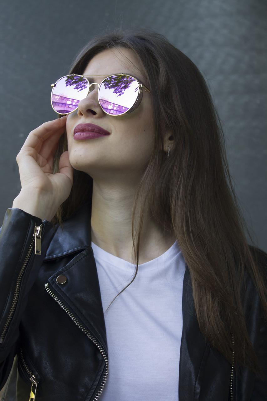 Женские очки  (8308-5 фиолет)