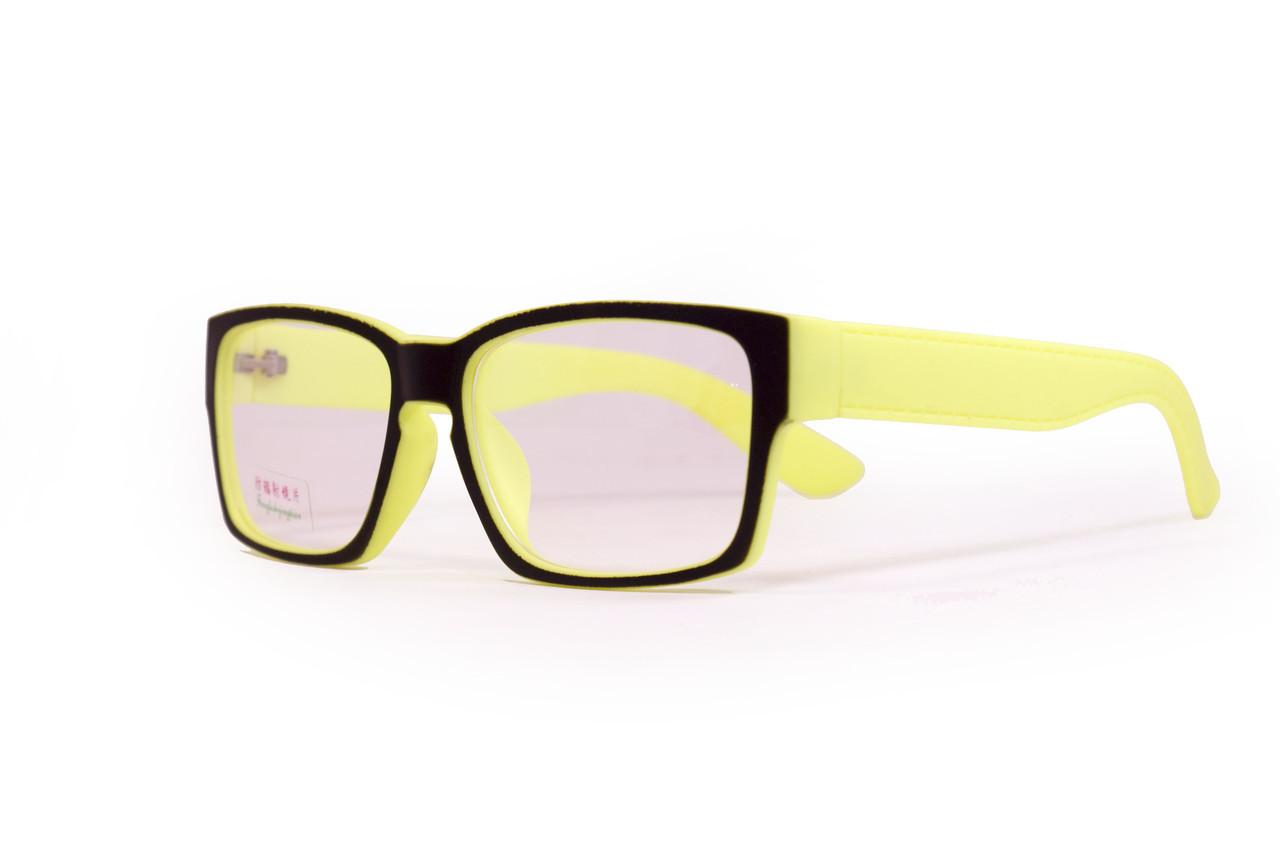 Компьютерные очки 2019(желтые)