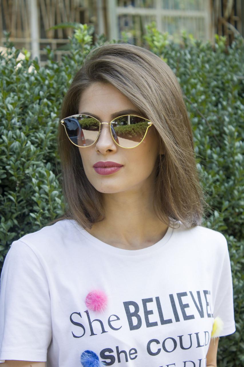 Солнцезащитные женские очки 8324-2