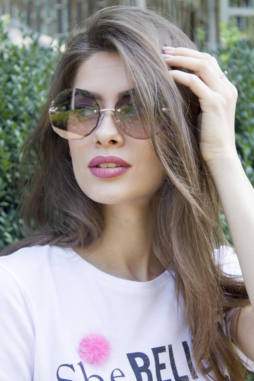 Солнцезащитные женские очки 9362-6
