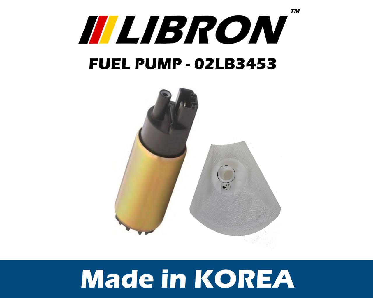 Бензонасос LIBRON 02LB3453 (аналог 0580453453 Bosch, MAM00006 Magneti Marelli) - Ваз Vaz