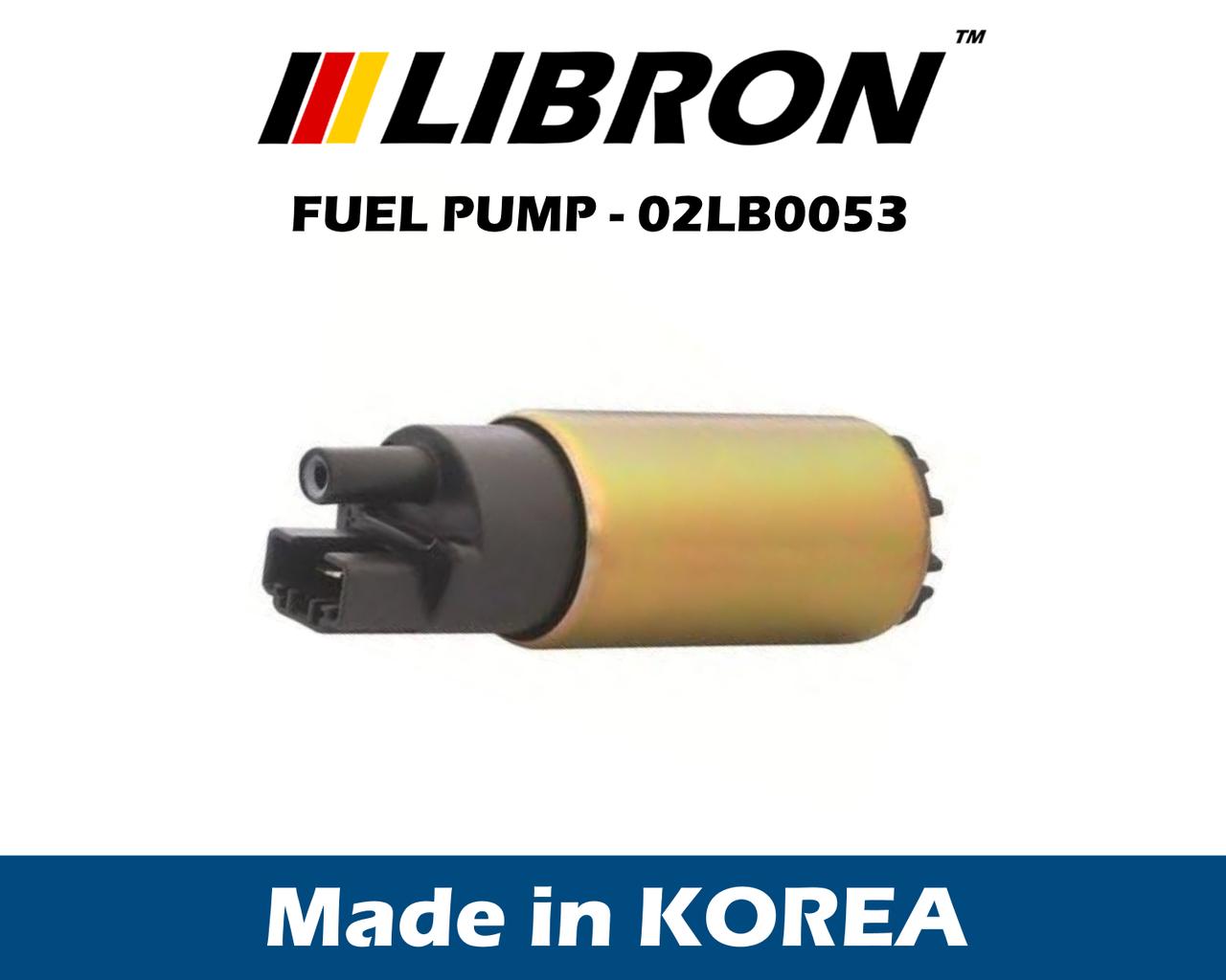 Бензонасос LIBRON 02LB0053 (аналог 0580453453 Bosch, MAM00006 Magneti Marelli) - Ваз Vaz