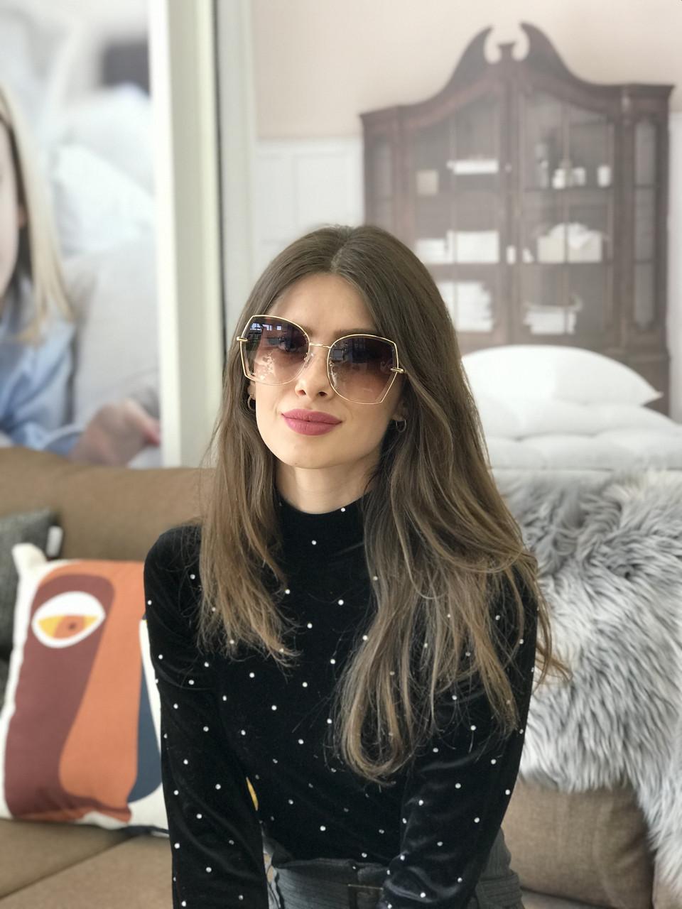Солнцезащитные женские очки 80-220-2
