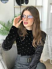 Солнцезащитные женские очки 80-274-4, фото 3