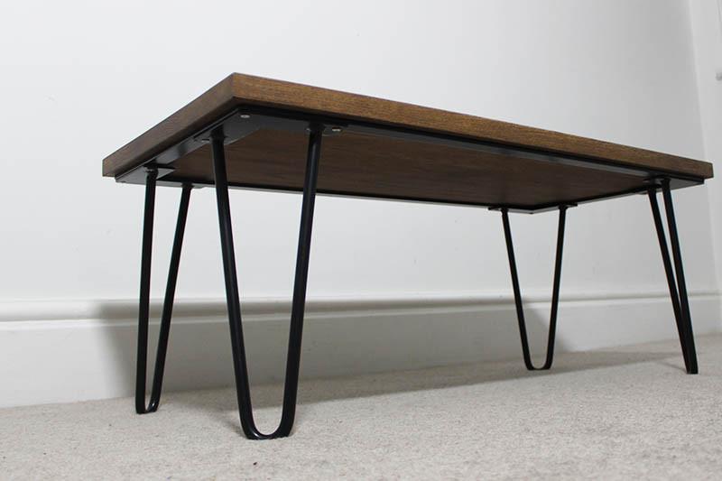 Стол кухонный в стиле Лофт прямоугольный KITCHEN