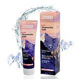 Зубная паста с розовой гималайской солью 2080 Crystal Mountain Salt Toothpaste, 120 мл., фото 3