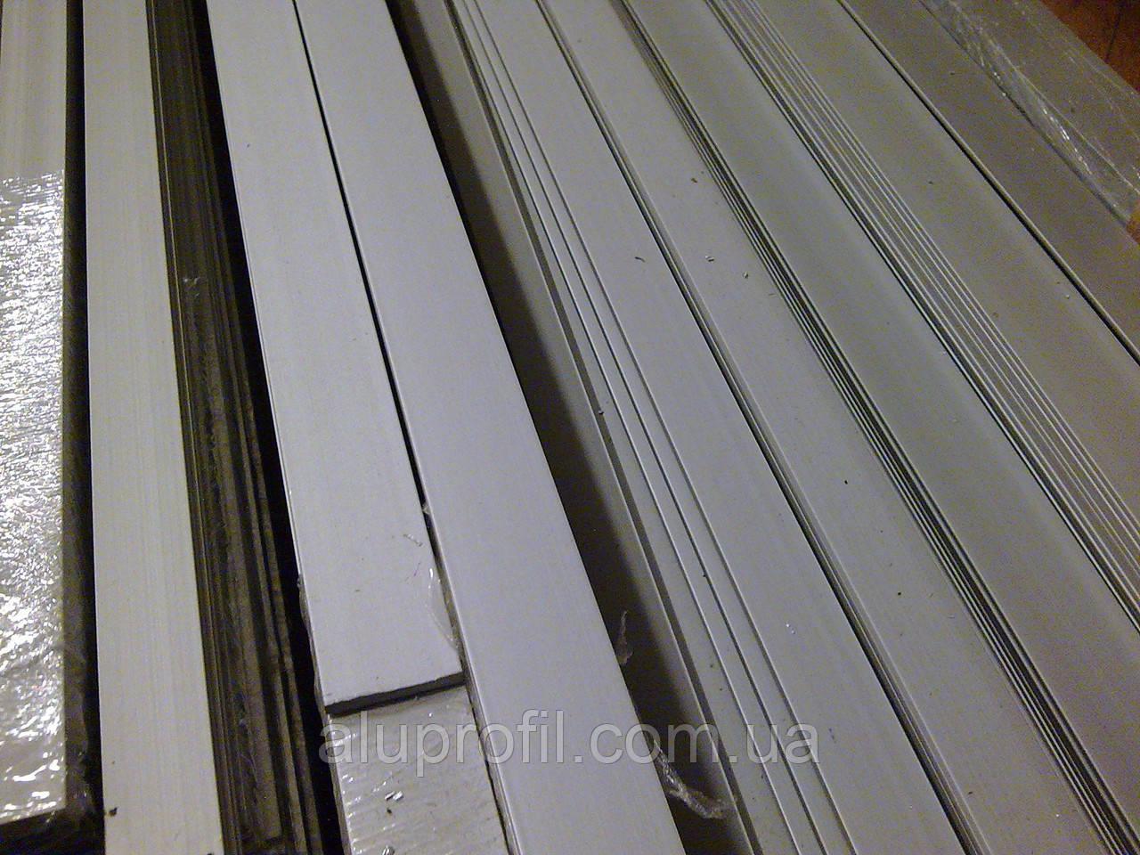 Алюминиевый профиль — полоса алюминиевая 40х1,5 AS
