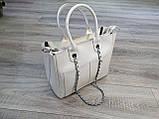 Шкіряна сумка жіноча, фото 2